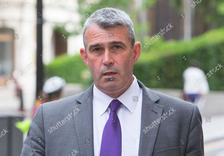 Mark Hanna, former head of security at News International