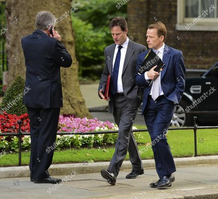 Don Foster, Nick Clegg and David Laws