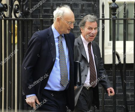 Oliver Letwin and Sir George Young