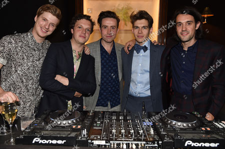Editorial picture of Alfred Dunhill and GQ Style Party, London, Britain - 17 Jun 2014