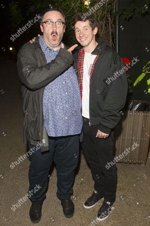 Editorial photo of 'Hobson's Choice' play press night, London, Britain - 17 Jun 2014
