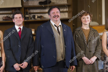 Editorial picture of 'Hobson's Choice' play press night, London, Britain - 17 Jun 2014