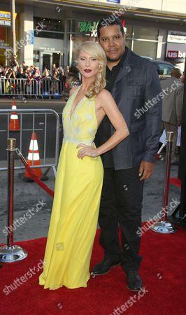 Tara Buck and Chris Pierce