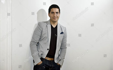 Manish Bhasin Tv Presenter And Journalist - June 13th 2013 - Birmingham UK.