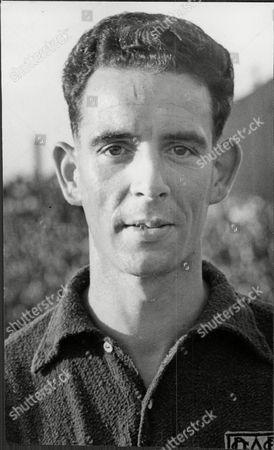 Footballer Colin Walker Of Derby County Fc.