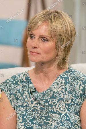 Editorial image of 'Lorraine Live' TV Programme, London, Britain - 18 Jun 2014