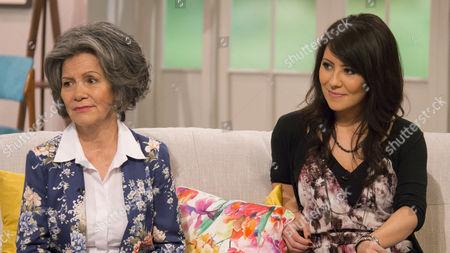 Marina Chapman & daughter Vanessa James