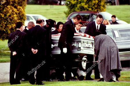 THE FUNERAL OF AL HENDRIX