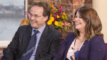 Stock Photo of Quentin Letts and Petrie Hosken