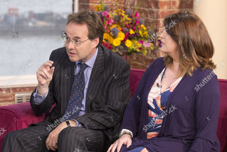 Editorial image of 'This Morning' TV Programme, London, Britain - 18 Jun 2014