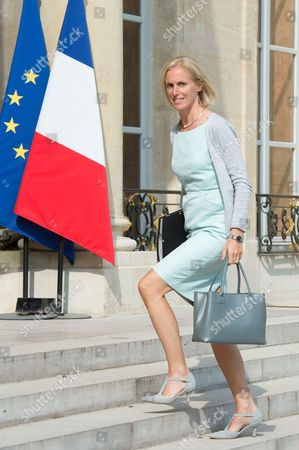 French Junior Minister for Disabled People and the Fight Against Exclusion Segolene Neuville
