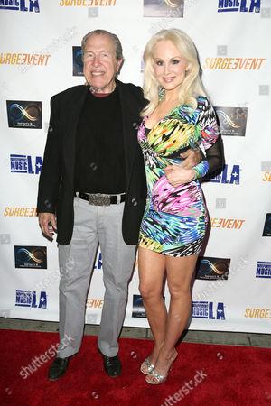 Donna Spangler and  Richard Benveniste