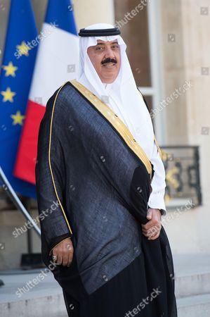 Saudi Prince Mutaib bin Abdullah Al Saud