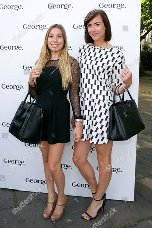 Stock Picture of Robyn Althasen and Imogen Leaver