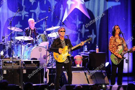 Richard Page, Gregg Bissonette and Todd Rundgren