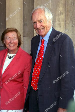 GEORGE MARTIN AND WIFE