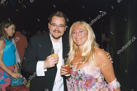 Stock Photo of JEREMY SPAKE AND VANESSA FELTZ