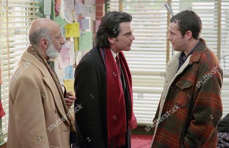 Stock Picture of PETER GALLAGHER, ERICK AVARI AND ADAM SANDLER