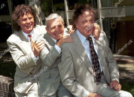 STAN BOARDMAN, NORMAN WISDOM AND KEN DODD