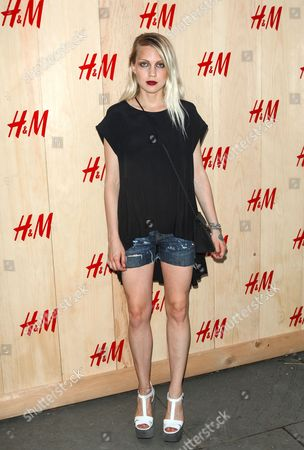 Editorial photo of H&M Summer Camp Kickoff event, New York, America - 19 Jun 2014