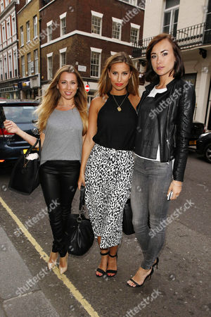 Editorial picture of Celebrities at the Arts Club, London, Britain - 19 Jun 2014