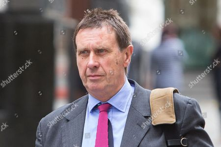 Clive Goodman, former Royal editor