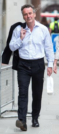 Editorial image of Phone hacking trial, Old Bailey, London, Britain - 20 Jun 2014