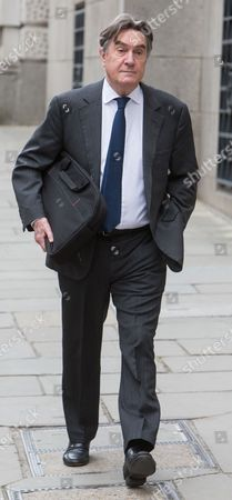 Stock Photo of Timothy Langdale, Andy Coulson's lawyer