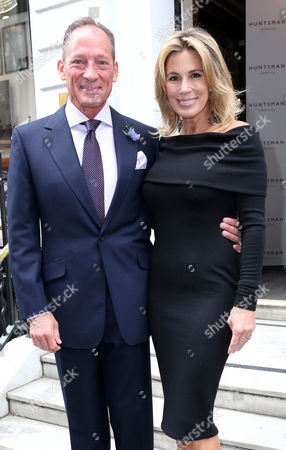 Anthony Peck and his wife Paula