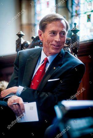 General David Petraeus