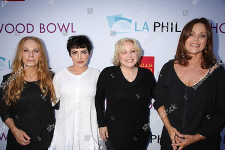 Go-Go's, Charlotte Caffey, Jane Wiedlin, Gina Schock and Belinda Carlisle