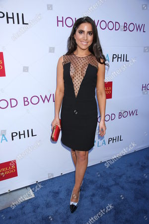 Editorial picture of Hollywood Bowl Hall of Fame Induction, Los Angeles, America - 21 Jun 2014