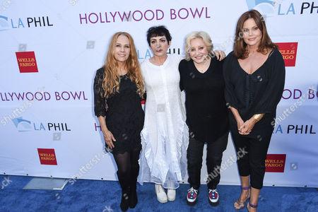 The Go Go's, Charlotte Caffey, Jane Wiedlin, Gina Schock, Belinda Carlisle