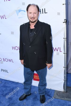 Editorial image of Hollywood Bowl Hall of Fame Induction, Los Angeles, America - 21 Jun 2014