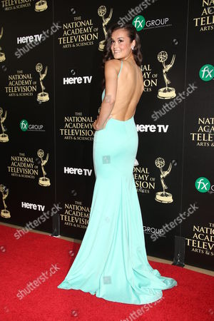 Editorial picture of Daytime Emmy Awards, Los Angeles, America - 22 Jun 2014