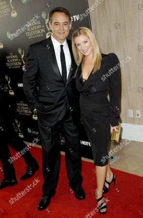 Jon Lindstrom & Cady McClain
