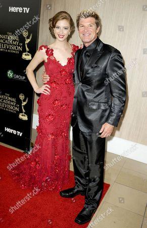 Ashlyn Pearce & Winsor Harmon