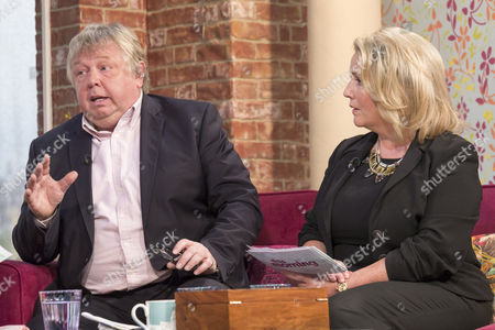 Nick Ferrari and Claire Muldoon