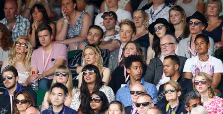 Ellie Goulding, Greg James, Douglas Booth, Matilda Lowther, Jamie Campbell Bower, Kathleen Turner, Jameela Jamil, Jordan Stephens and Harley Alexander-Sule