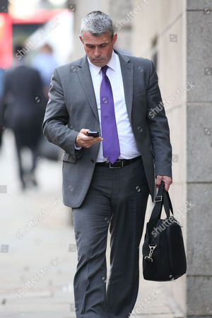 Editorial image of Phone hacking trial, Old Bailey, London, Britain - 24 Jun 2014