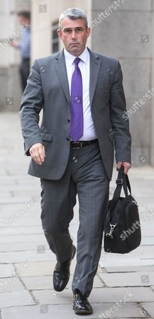Editorial photo of Phone hacking trial, Old Bailey, London, Britain - 24 Jun 2014