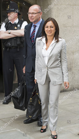 Cheryl Carter leaving court after being found not guilty
