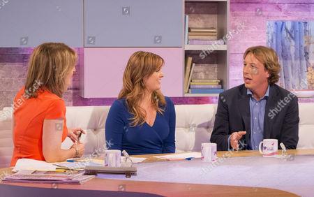 Editorial photo of 'Loose Women' TV Programme, London, Britain - 24 Jun 2014