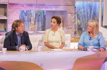 Editorial picture of 'Loose Women' TV Programme, London, Britain - 24 Jun 2014