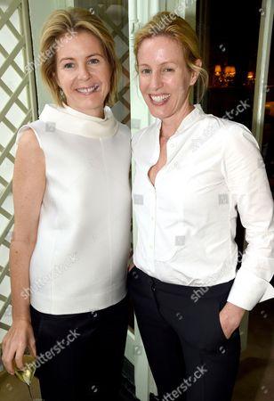 Viscountess Serena Linley and Sydney Ingle-Finch