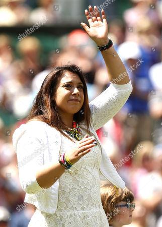 Editorial photo of 2014 Wimbledon Championships, Day Two, Wimbledon, London, United Kingdom - 24 Jun 2014