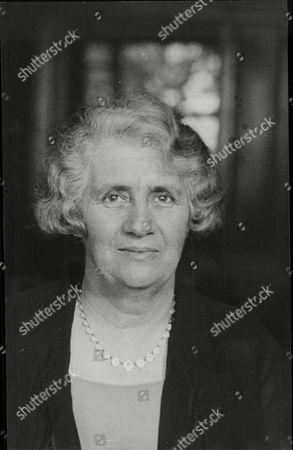 Editorial picture of Emma Forbes Wife Of George Forbes Prime Minister Of New Zealand.