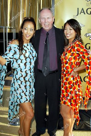 CARRIE ANN INABA AND DIANE MIZOTA WITH GEORGE S CLINTON