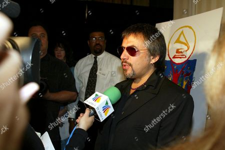Editorial photo of ANNOUNCEMENT OF NOMINEES FOR THE 3RD ANNUAL LATIN GRAMMY AWARDS, LOS ANGELES, AMERICA - 24 JUL 2002