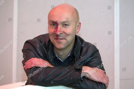 Stock Image of Christopher Brookmyre